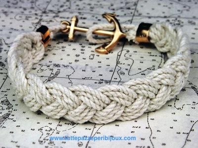 foto ufficiali c1af0 d4e5e Trend Alert: i bracciali marinari più cool dell'estate 2013 ...